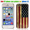 Retro USA Flag phone case for unique goods from china