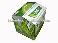 Handy Folding Fashion Custom drink carrier