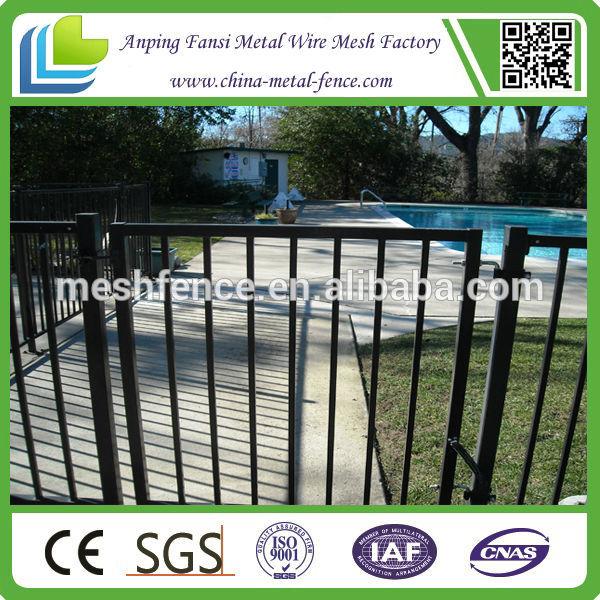 Modelos de portões e cerca de ferro / esgrima