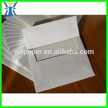 Yiwu 2014 New Arrived Customized Size White 2012 Fancy Envelope Design Printing