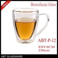 Handmade glassware manufacturer turkish tea glass Made In China