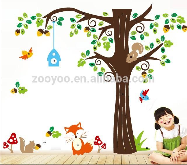 3d_adhesive_pvc_sticker_forest_animals_cartoon.jpg