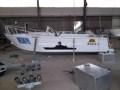 20ft alumínio usado barato barco de pesca para venda