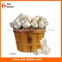 Bulk White Rawhide Bones for Dogs Chew Treats
