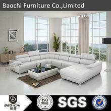 BaoChi yellow sectional sofa , lazy boy sectional sofa,germany sectional corner sofaC1128