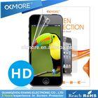 Wholesale cell phone accessory anti scratch waterproof for samsung galaxy note 3 anti scratch screen guard