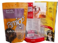fish, bird, cat dog, cow, horse, duck, chicken plastic pet food bag/pouch