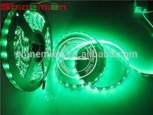 LED rgb strip with 5050 SMD LED Flexible strip ligth, black 5m per roll 60leds/m strip flash light