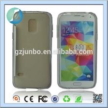 Hot sale Soft TPU Slim Case For Samsung S5 mini