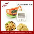hot selling & easy using potato slicer