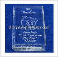crystal bracelet baby shower gift MH-LP031