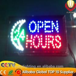 bright store neon led open sign manufacturer&supplier&exporter shops favor promotion