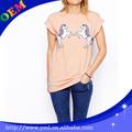 Neue Tiere muster für damen t-shirt