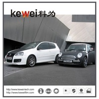 Kewei Automotive and car window film for UV rejection and heat insulation film, 0.75*30m