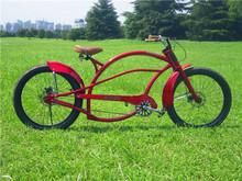Made In China New Design 26 Inch Aluminum Frame American Chopper Bike