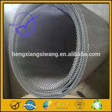 Iso9001 china alibaba website Galvanized Square Wire Mesh