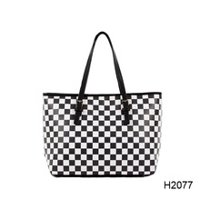H2077 Wholesale Top Quality Bags for Lady Zebra grain female bag China supplier women shopping bag