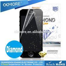Shinning diamond golden diamond cheap mobile phone accessory