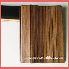 Top Quality Bamboo Wooden Case Back Hard Wooden Cover for iPad Air