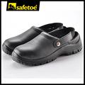 Protectora de los zapatos de seguridad, la seguridad de los zapatos de verano, acero l-7096 sandalias