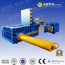 AUPU Y81F-160B hydraulic waste metal baler compactor Machine tool Through CE certification