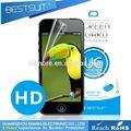 teléfono móvil de alta claro a prueba de agua para i8750 samsung protector de pantalla