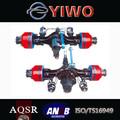 Roue arrière essieu de vélos pièces de tracteur roue arrière essieu de vélos