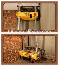 Plastering machine/Plaster machine/Auto wall rendering machine