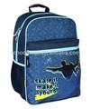Factory Top Selling Plain Boy School Backpack