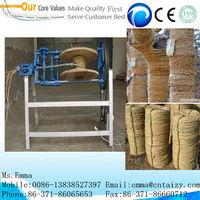 rope making machine, straw rope making machine,rice straw making machine 0086-13838527397