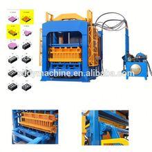 Best selling in alibaba QT4-15 match making equipment price brick block machine in pakistan