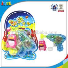 karikatür kabarcık silah satılık açık çocuklar için hediye kabarcık su kabarcığı oyuncak tabanca