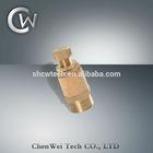 TSL Series Brass Pneumatic Air Silencer