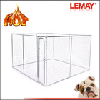 Great quality animal cage/outdoor fashion pet cage/commercial dog run