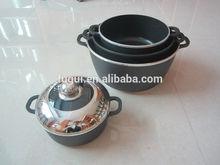 Die-casting aluminum Cookware Set
