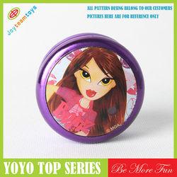 JTY80006 yoyo top toys promotion kid's hobby yoyo