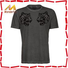 100% cotton customise t shirt for men high-end originally designed cheap customise t shirt
