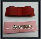 new korean designs grosgrain ribbon girls hair bow france clip