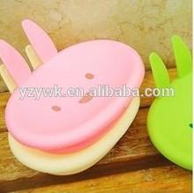 Adorable Bunny Rabbit /MOMO soap soap box