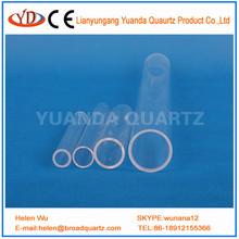 high-temperature quartz glass tube silicon quartz tube