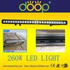 4X4 260W Auto Light Bar, LED Driving Lights Offroad for ATV UTV SUV Truck Ttrains