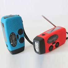 new product Wind up digital radio transmitter