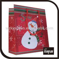 shopping bag C2S Art paper bag