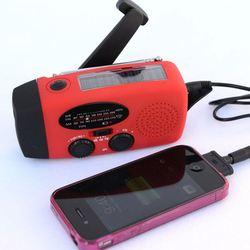 china wholesale Camping clock radio digital