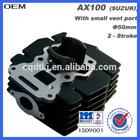Hot sell Suzuki AX100 motorcycle cylinder blocks