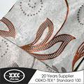 280 cm largeur de haute qualité jacquard tissus pour rideaux