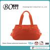high quality nylon handbags shoulder bag big size for ladies