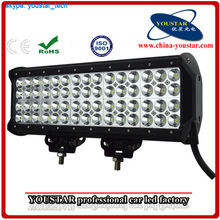 "Factory Supply four rows IP67 CREE 180W 15"" spot, flood, combo beam 15 inch light led bar atv"