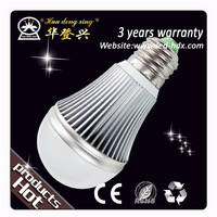 CE Rohs high quality fashion product epistar high lumens 5w led global bulb light for montreal