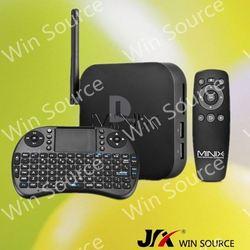 branded tweeter neo x7 mini android 4.2 mini pc quad core tv dongl